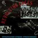 """REVOLTING COCKS Stainless Steel WAX TRAX! 12"""" ASD"""