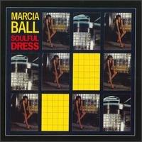 MARCIA BALL SOULFUL DRESS OG '84 LP STEVIE RAY VAUGHAN