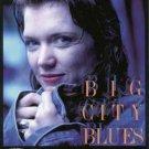 SUE FOLEY ANTONE'S TEXAS BIG CITY BLUES PR POSTER FLYER