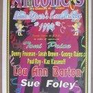 SUE FOLEY TONI PRICE LOU ANN BARTON 1993 Blues POSTER