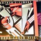 MOTHER'S FINEST OG '89 LP LOOKS COULD KILL SOUL FUNK