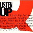 """LISTEN UP '90 PS 12"""" DJ"""