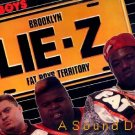 "FAT BOYS '89 OLDSKOOL PIC SLEEVE 12"" LIE-Z STILL SEALED"