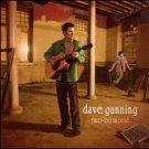 DAVE GUNNING Two-Bit World CD Folk Sealed OOP ASD