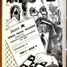 Armadillo WHQ 1977-1980 Collection Poster ASD