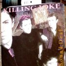 "KILLING JOKE HTF '85 UK PS 12"" KINGS AND QUEENS"