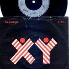 """PASSAGE Xoyo Animal CHERRY RED UK '81 7"""" ASD"""