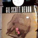 """GIL SCOTT-HERON OG UK'90 PS 12"""" SPACE SHUTTLE JAZZ FUNK"""