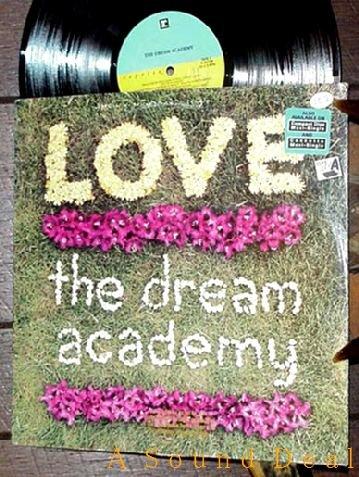 "DREAM ACADEMY '90 PIC SLEEV 12"" LOVE ACID JAZZ TRIP HOP"