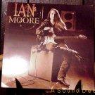 IAN MOORE '93 Album Flat Double Poster Texas Guitar