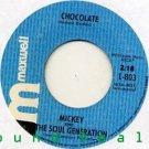 "MICKEY & SOUL GENERATION Iron Leg 7"" HTF Texas Funk"