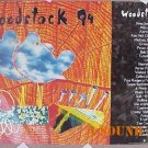 WOODSTOCK Poster NIN Bob Dylan GREEN DAY Blind Melon'94