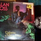 "ALAN ROSS Valentino Mon Amour 12"" Italo rare Remix HEAR"