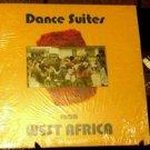 KOBLA LADZEKPO West Africa Dance Suites LP RARE!