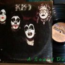 KISS S/T Rare RCA RECORD CLUB Issue! w/ Kissin' Time