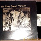 KING JAMES VERSION LP PEAKS & VALLEYS Private HARDCORE