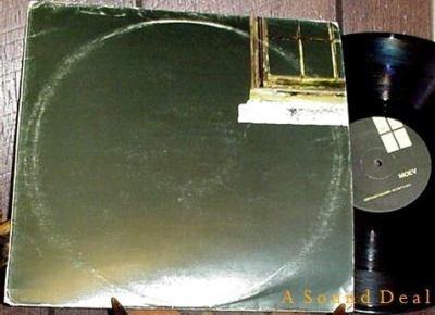 "MOEV NOETIX Cracked Mirror 12"" Mega-Rare Canada Noetix"