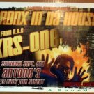 KRS-ONE Scarce Texas rap POSTER Boogie Down Productions