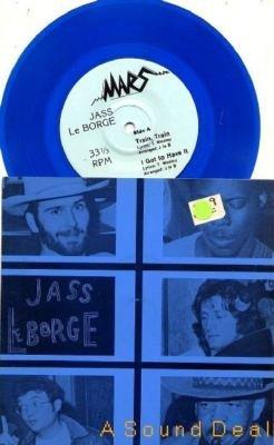 "JASS LE BORGE Bobby Gilmore Private TEXAS BLUES 7"" HEAR"