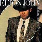 ELTON JOHN Breaking Hearts LP SEALED '84 MEGA-RARE South Africa press HEAR New