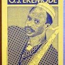 OJ EKEMODE & the NIGERIAN ALLSTARS 1989 Texas POSTER Jagmo