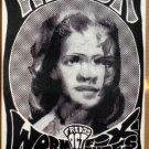 WRECK W.O.R.M. Texas '91 Cannibal Club POSTER Industrial WAX TRAX! Austin Lyman