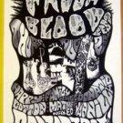 HAPPY FAMILY Texas '90 Cannibal Club gig POSTER Jason Austin