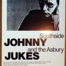 SOUTHSIDE JOHNNY ASBURY JUKES '86 Fast & Cool Jagmo POSTER Austin Texas