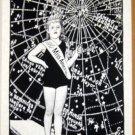 AMERICAN MUSIC CLUB Miss America POSTER Austin Texas Cannibal '91 Bob Schneider