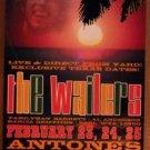 Bob Marley's WAILERS Concert POSTER reggae Antone's Night Club Austin Texas 2000