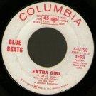 "Blue Beats Extra Girl 7"" garage promo"