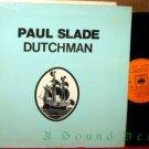 PAUL SLADE Dutchman LP HTF '72 OG French gatefold love folk jazz prog psych OOP