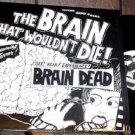 BRAIN DEAD Brain that Wouldn't Die LP Rare Kentucky '87 Hardcore indie punk HEAR