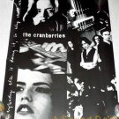 CRANBERRIES RARE '93 2X DEBUT Promo POSTER Everybody Else is Doing It So Why Can