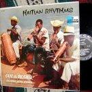 Guy du Rossier Haitian Rhythms LP Ti Ro RARE voodoo merengue cha calypso Haiti
