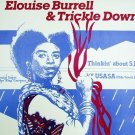 "Elouise Burrell Trickle Down Thinkin About SEX 12"" modern soul HEAR drum break"