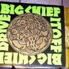 BIG CHIEF Drive It Off LP Get Hip OG yellow grunge punk HEAR hardcore Detroit