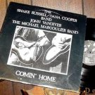 SHAKE RUSSELL John Vandiver DANA COOPER LP private signed Texas SSW Autographed