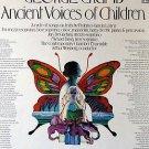 GEORGE CRUMB Ancient Voices of Children LP avant electro experimental