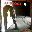 APOLOGY Pass You By LP Scarce SEALED Boston punk HEAR thrash hardcore private'88