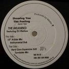 "MEANING ft DJ MELLOW Showing You the Feeling 12""HEAR Merlin T UK trip-hoP scarce"