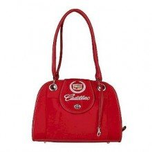 Snoozer Cadillac Pet Tote- RED, SN-17801