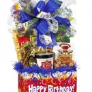 Happy Birthday Gourmet Treat Gift Box