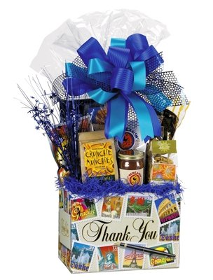 Thank You Gourmet Gift Box