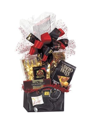 Doctor's Bag Gourmet Gift Box Sampler