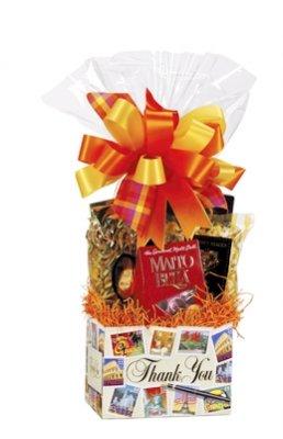 Thank You Gourmet Gift Box Sampler