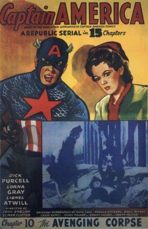 CAPTAIN AMERICA, 1944