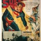ATOM MAN vs. SUPERMAN, 1950