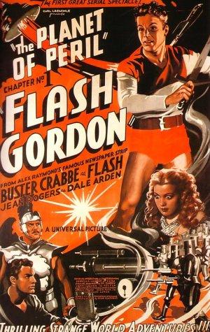 FLASH GORDON, 1936