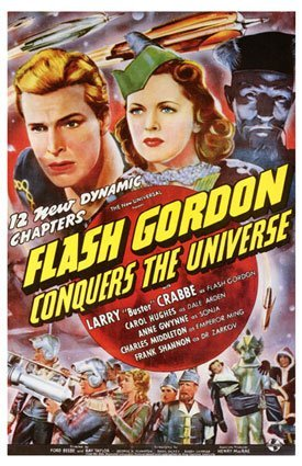 FLASH GORDON CONQUERS THE UNIVERSE, 1940